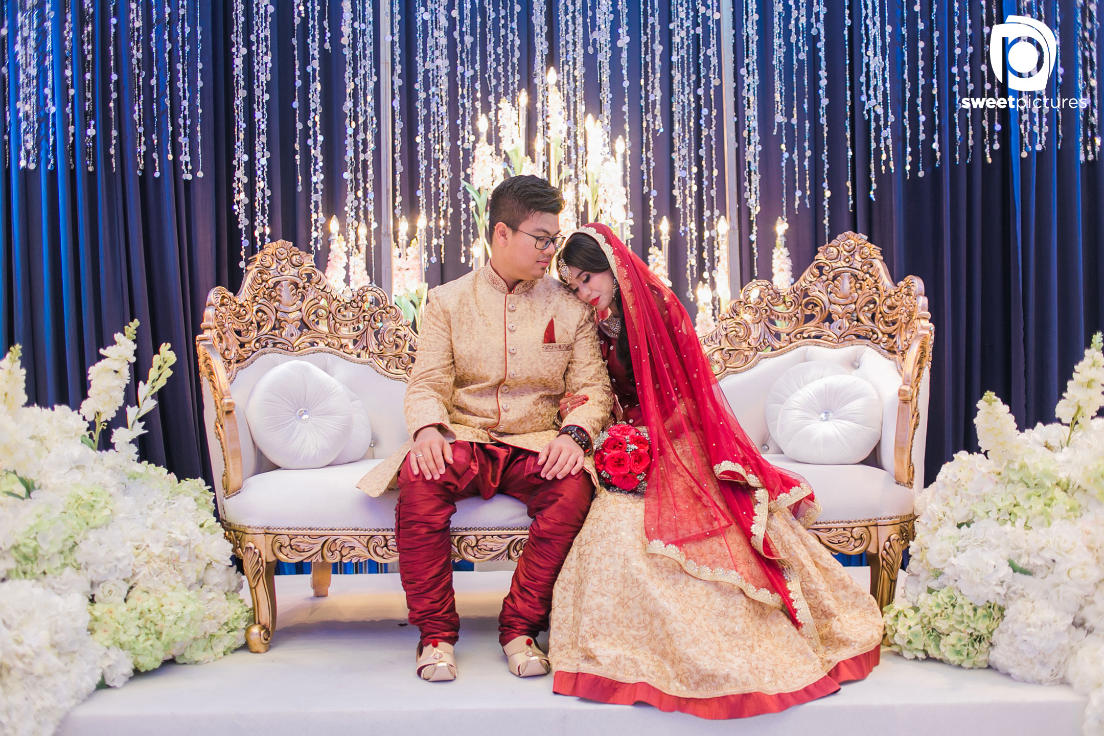 pengantin ala Bollywood